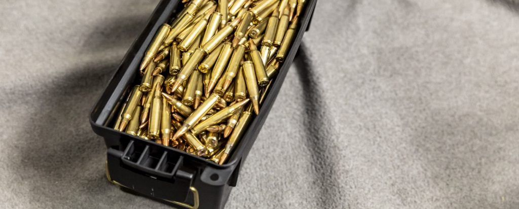 Firearms Legal Protection Ammo Box Image